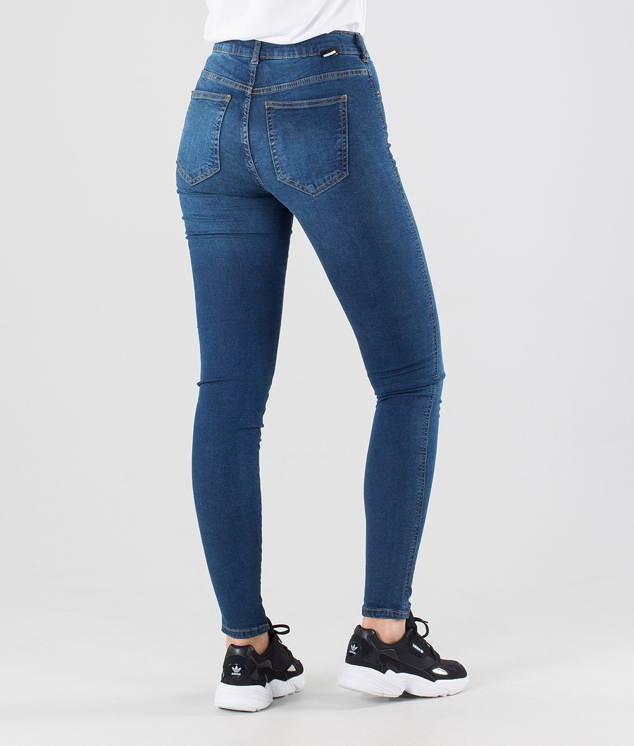 Dr Denim Lexy Pantaloni Donna Eastcoast Blue