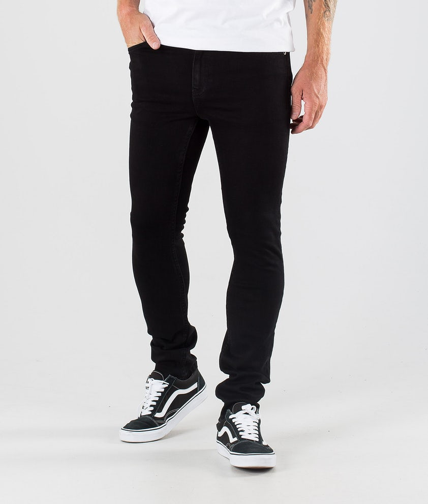 Dr Denim Chase Pantalon Black
