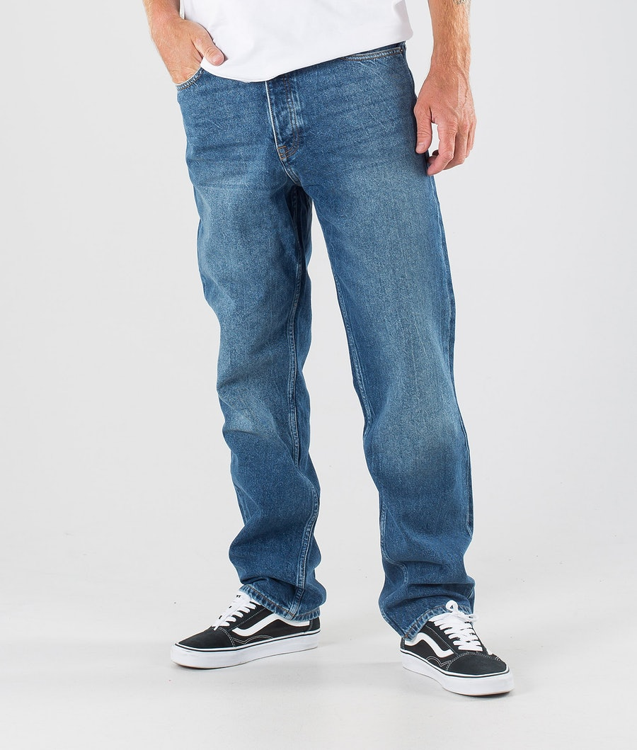 Dr Denim Dash Pantalon Drip Blue