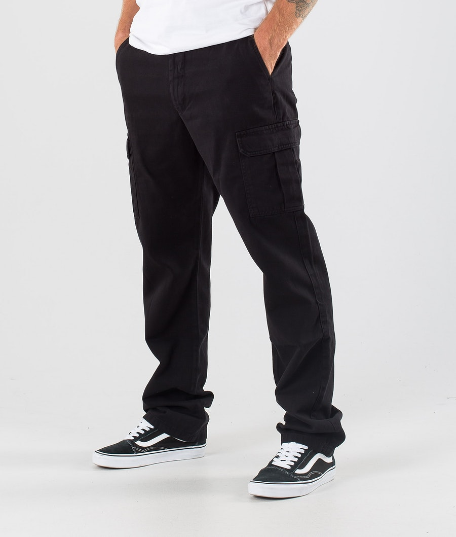 Dr Denim Dash Cargo Broek Black