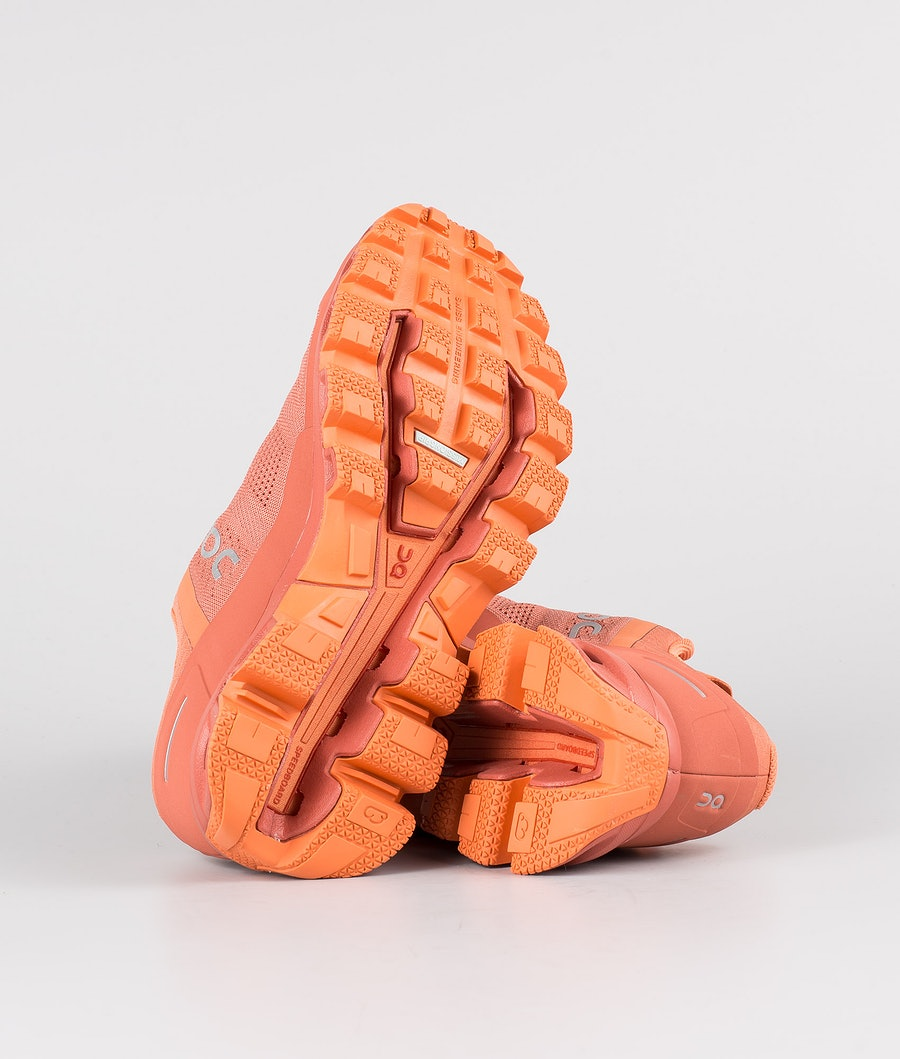 On Shoes W Cloudventure Skor Dam Sandstone/Orange