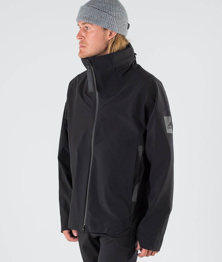 Adidas Terrex Myshelter Outdoor Jacket Black