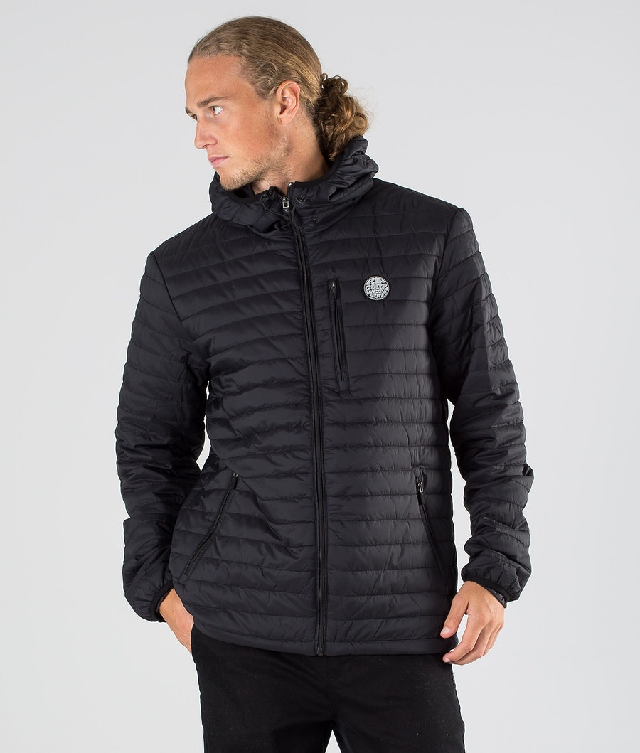 Rip Curl Melting Anti Series Jacke Black