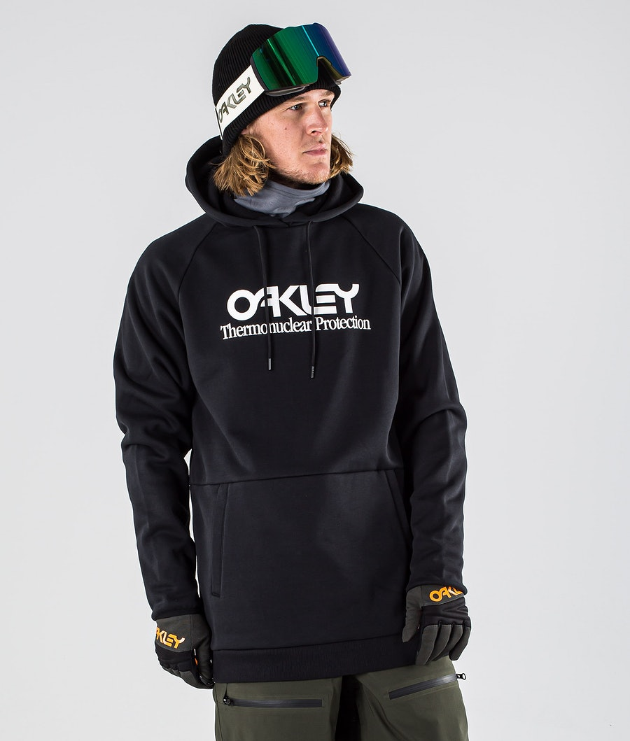 Oakley TNP DWR Sweats à capuche Blackout