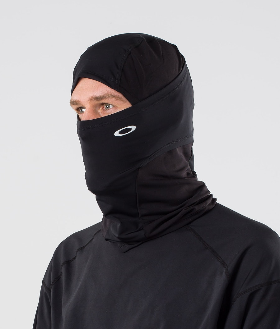 Oakley Backwoods Balaclava Skimaske Blackout