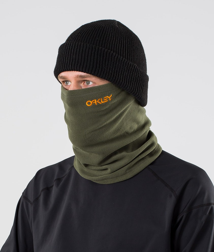 Oakley Neck Gaiter Ansiktsmask New Dark Brush