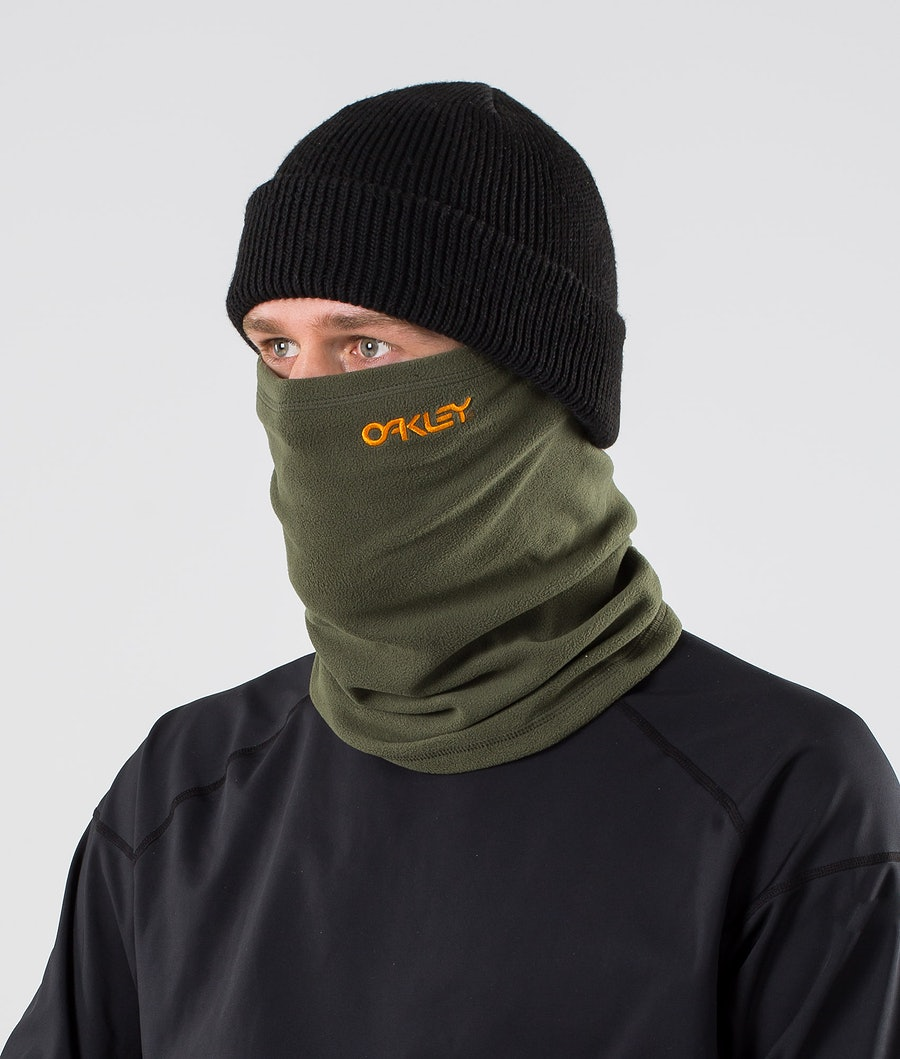 Oakley Neck Gaiter Skimaske New Dark Brush