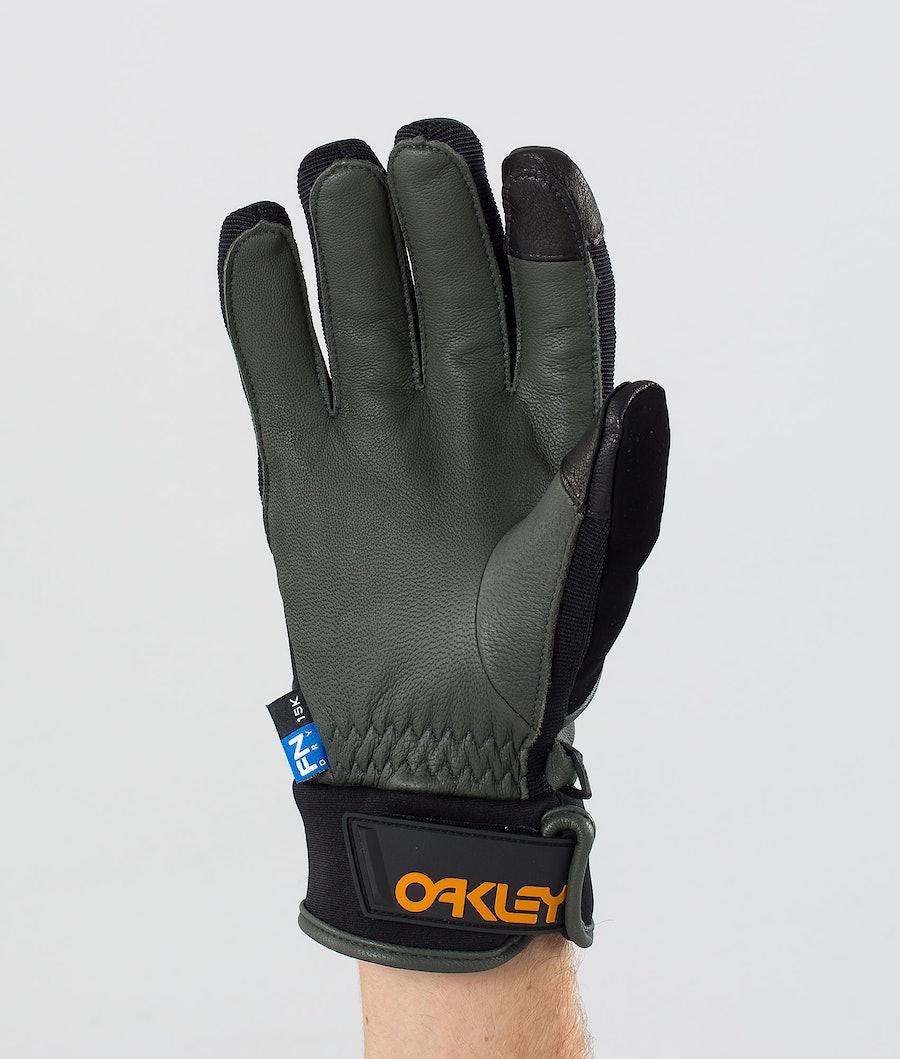 Oakley Factory Winter 2.0 Ski Gloves New Dark Brush