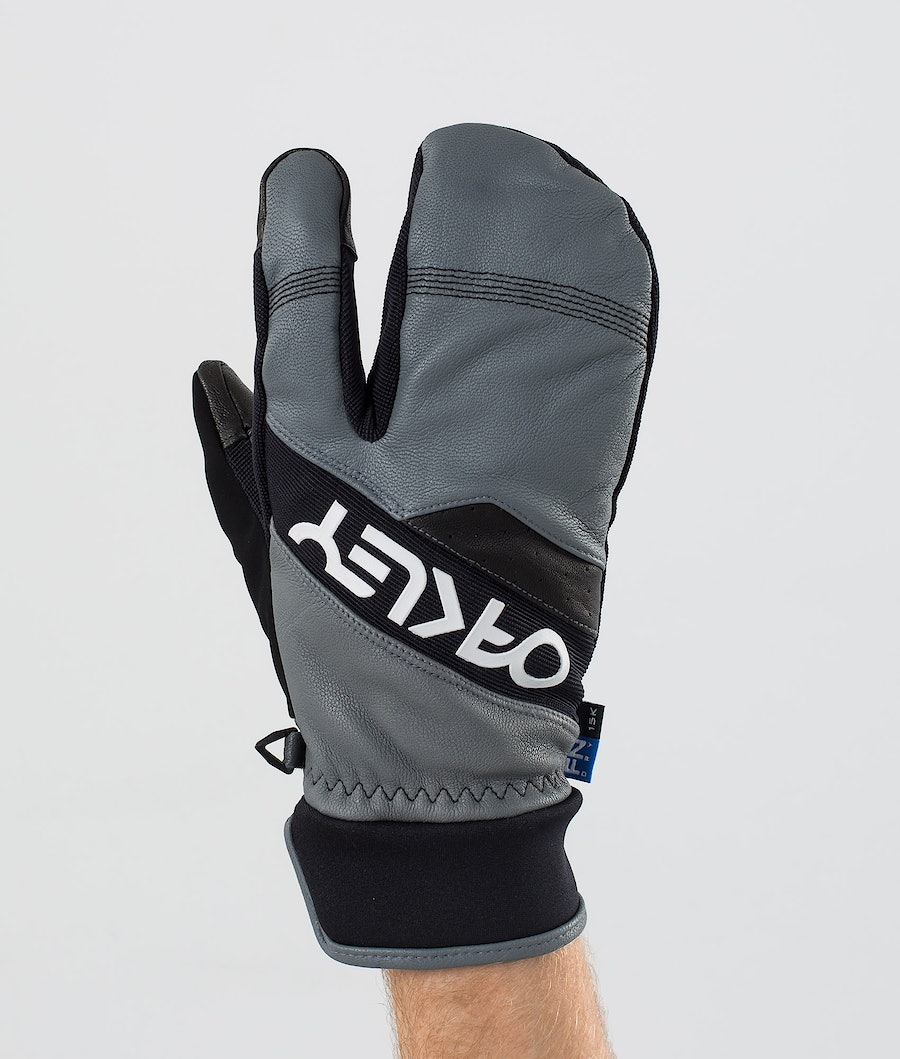 Oakley Factory Winter Trigger Gants de Ski Uniform Grey