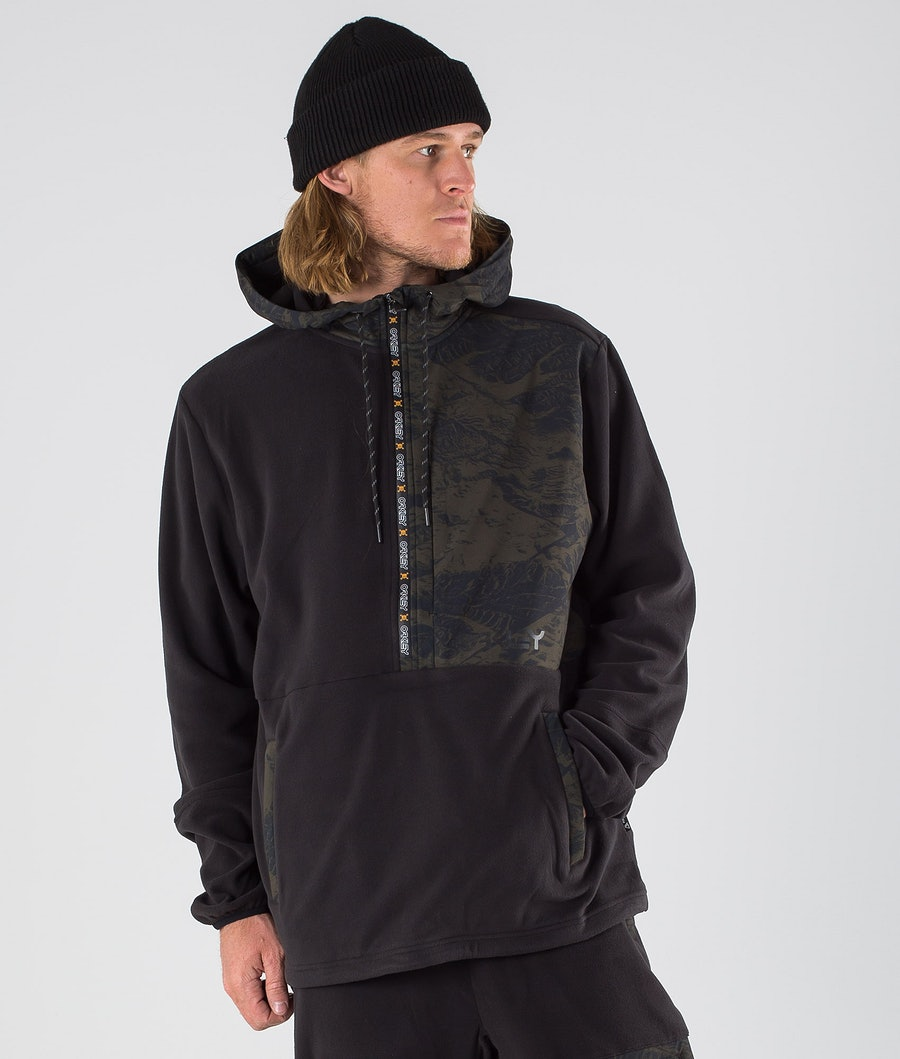 Oakley Flight Time Hoodie Blackout