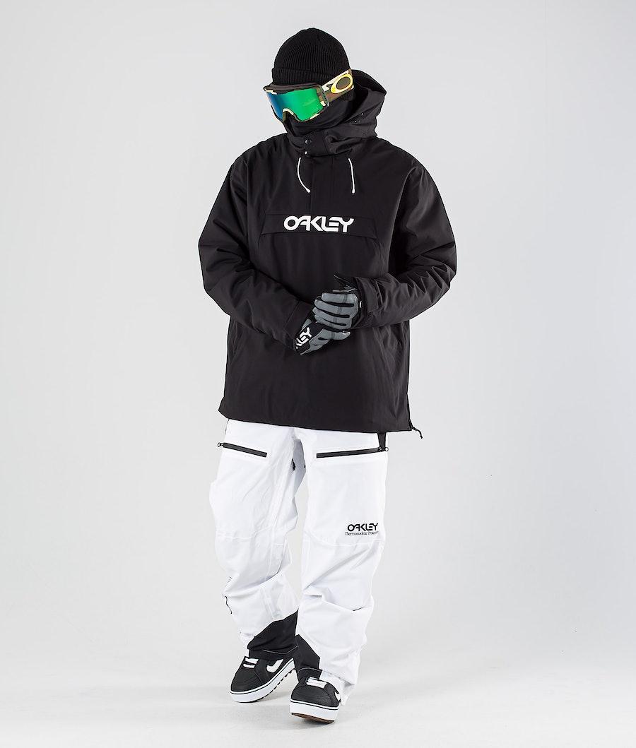 Oakley Insulated Anorak Snowboardjacka Blackout