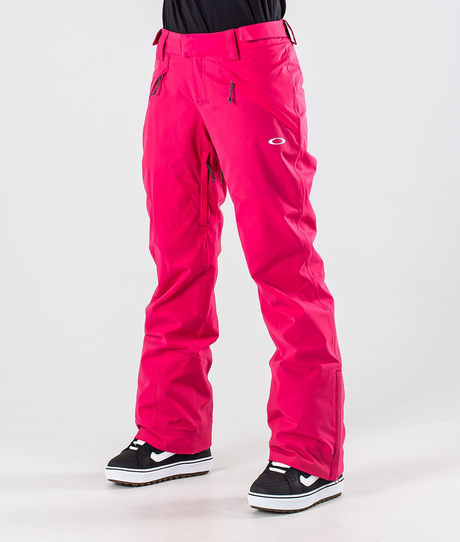 Oakley Iris Insulated Pant Snowboard Broek Rubine Red