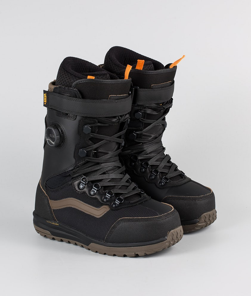 Vans Infuse Snowboard Boots Black/Canteen