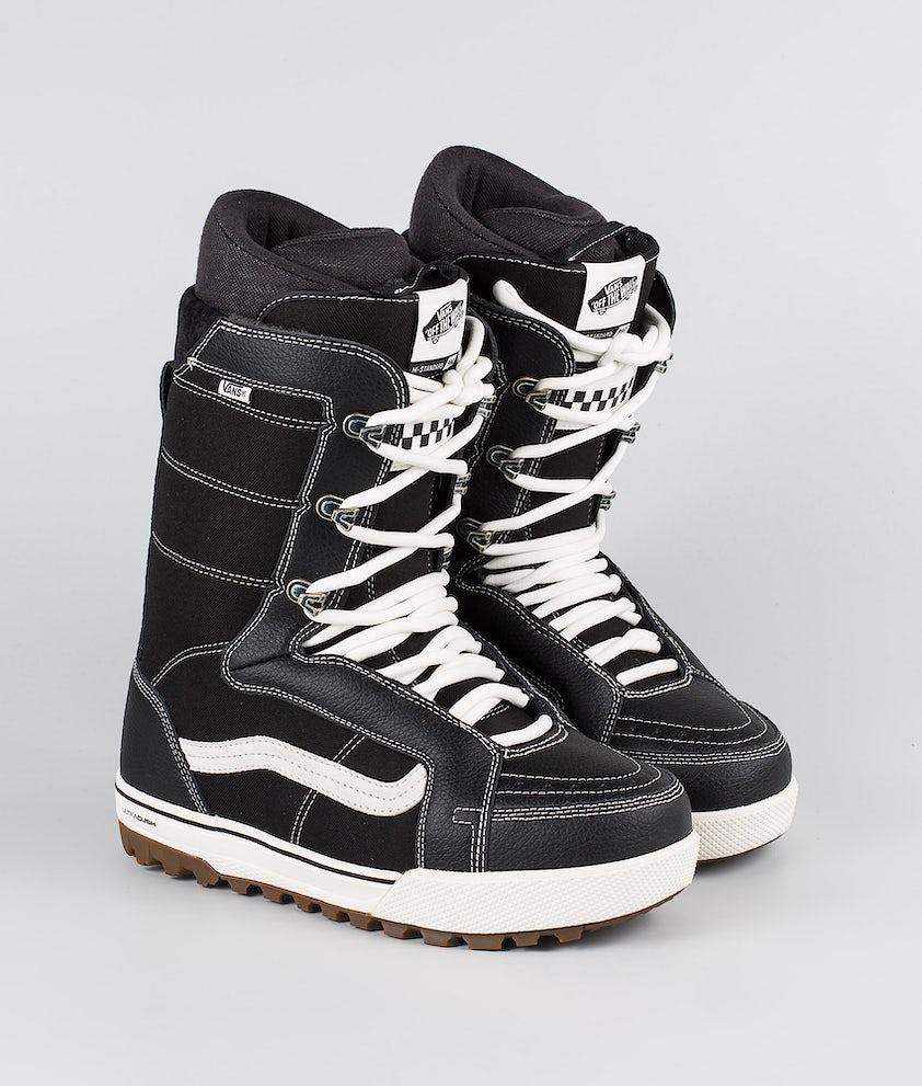 Vans Hi-Standard Pro Snowboard Boots Black/Classic White