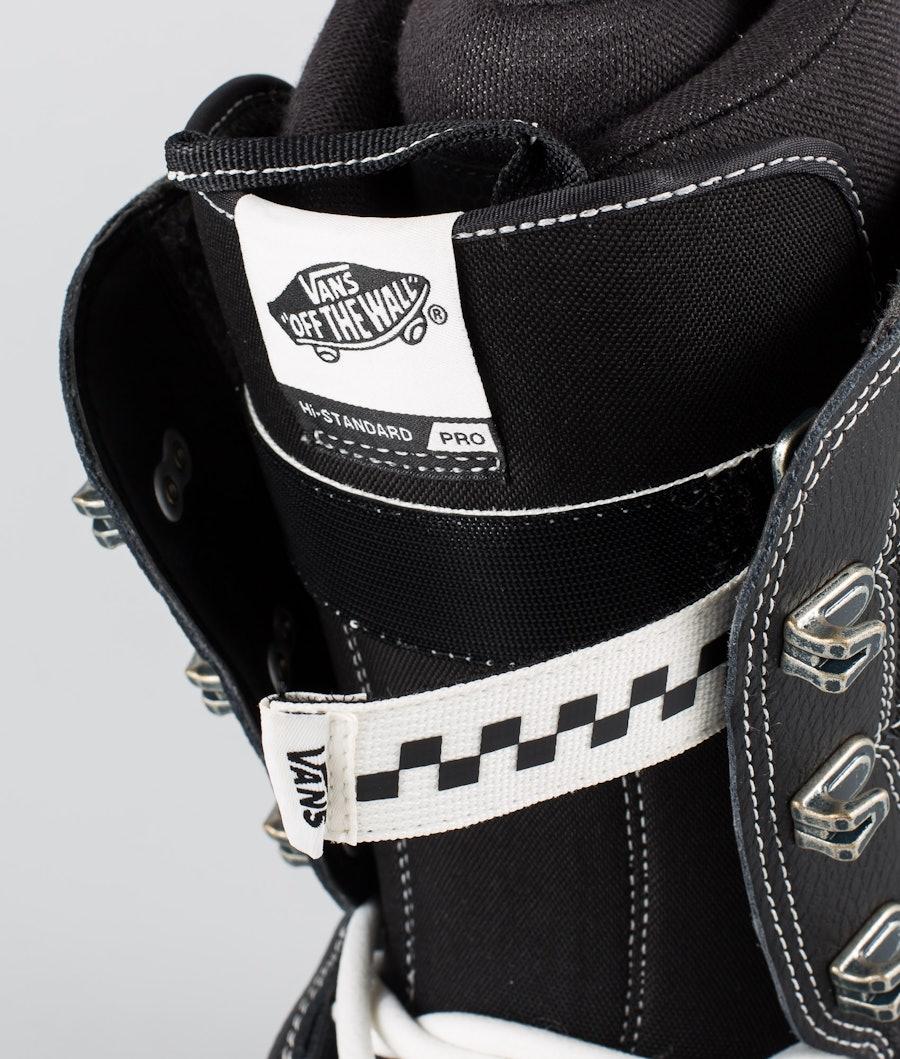 Vans Hi-Standard Pro Scarponi Snowboard Black/Classic White
