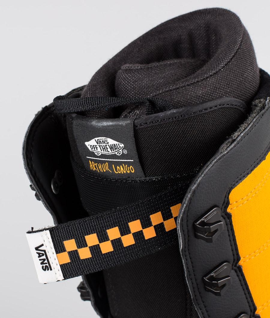 Vans Hi-Standard Pro Snowboard Boots (Arthur Longo)Apricot/Black