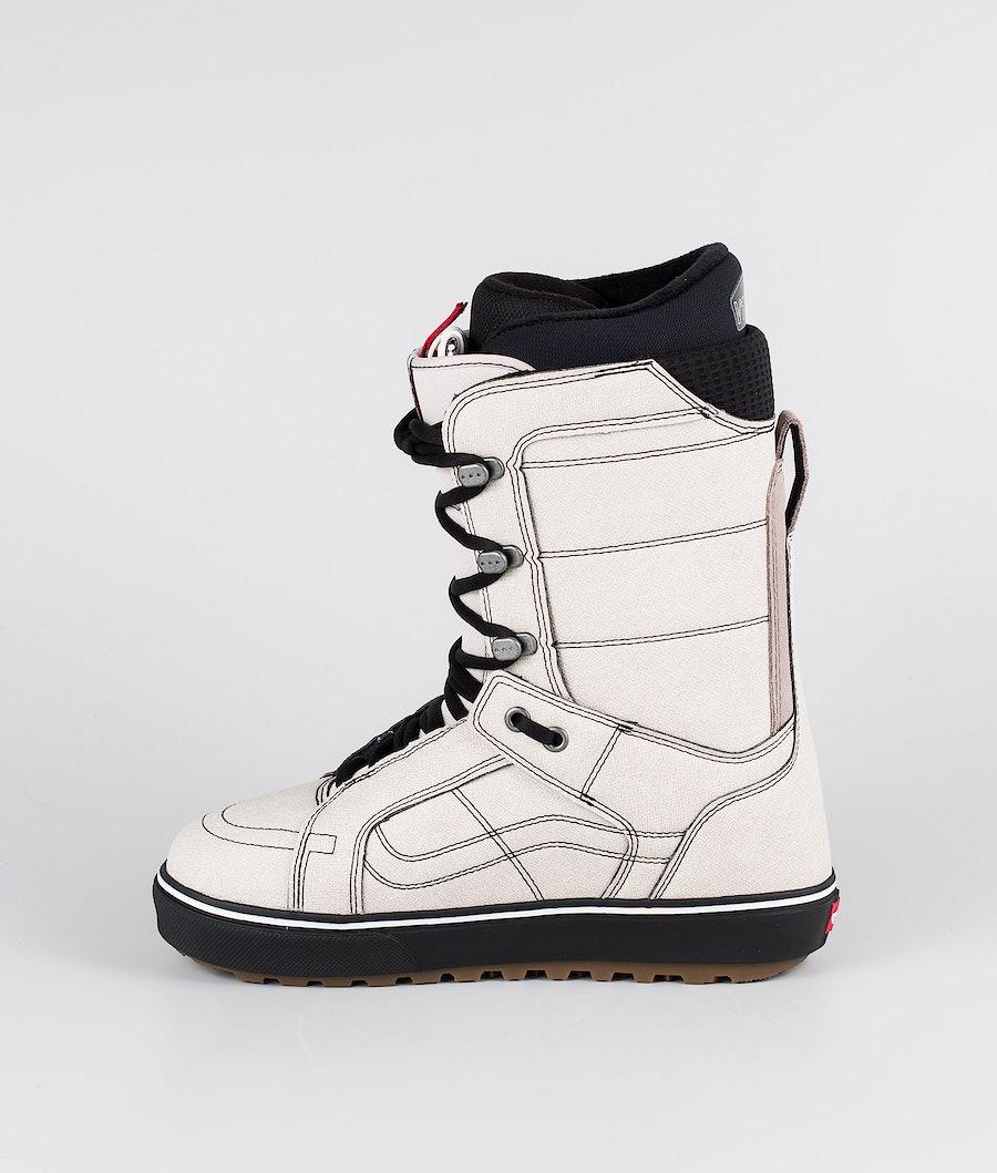 Vans Hi-Standard OG Snowboardboots (Jake Kuzyk) Moonbeam/Black