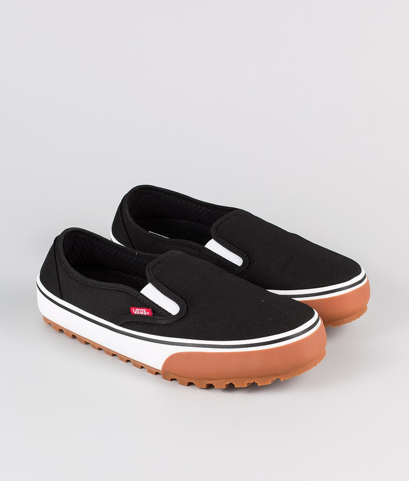 Vans Snow Lodge Slipper MTE Sko Black/White
