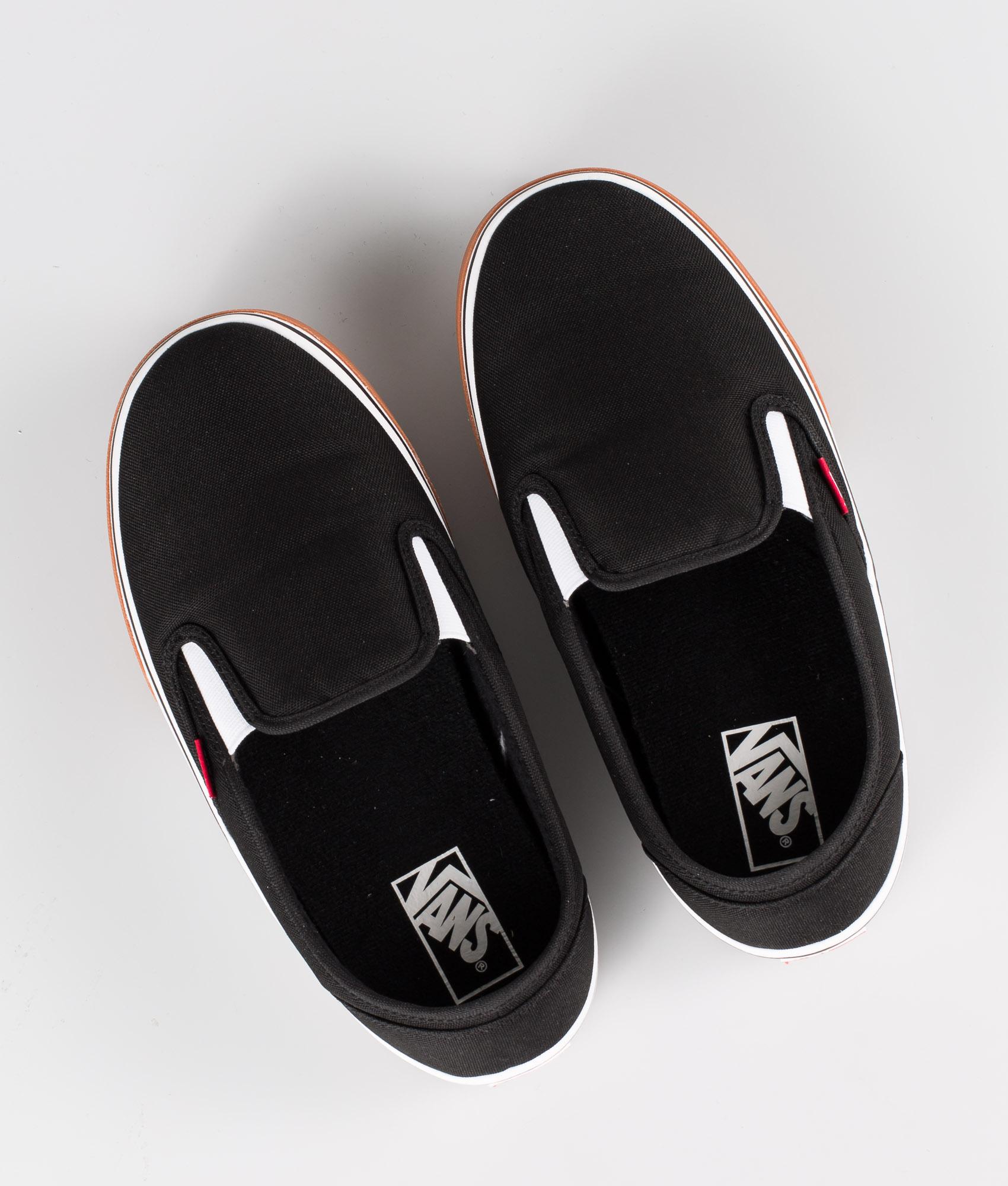 Vans Snow Lodge Slipper MTE Shoes Black