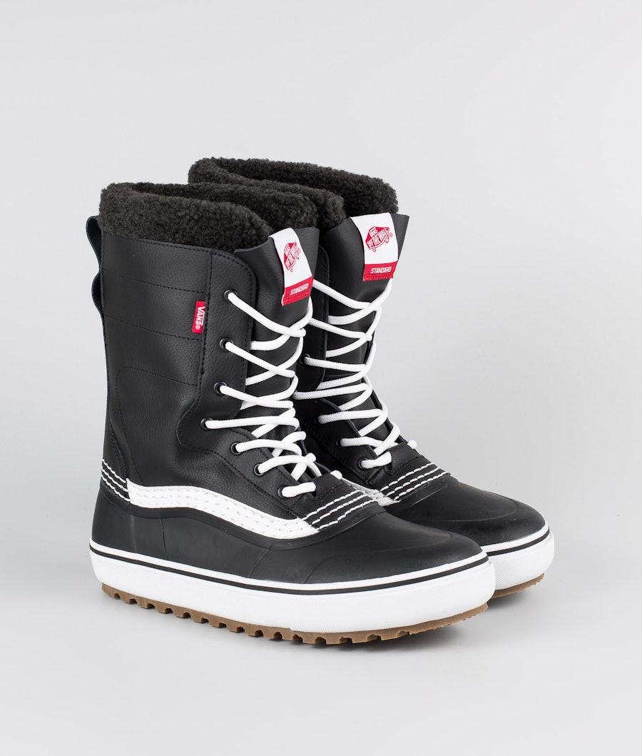 Vans Standard MTE Schuhe Black/White