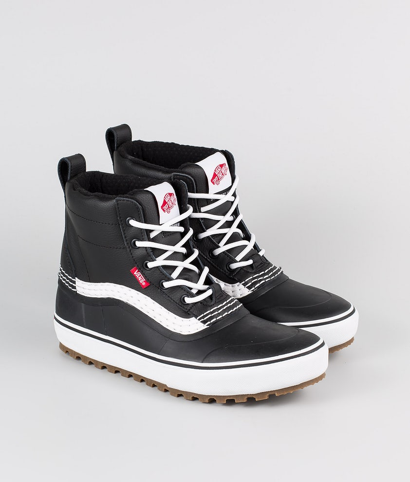 Vans Standard Mid MTE Shoes Black/White