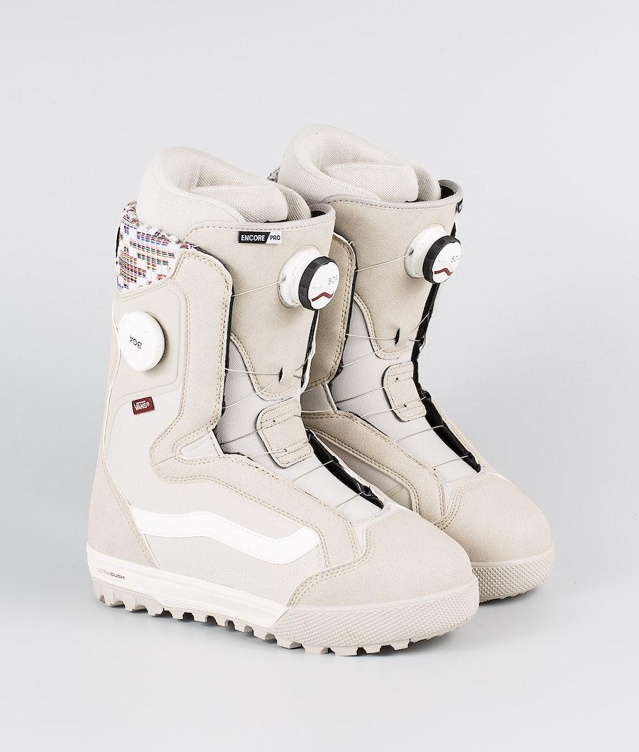 Vans Encore Pro Snowboard Schoenen Oatmeal/Peyote