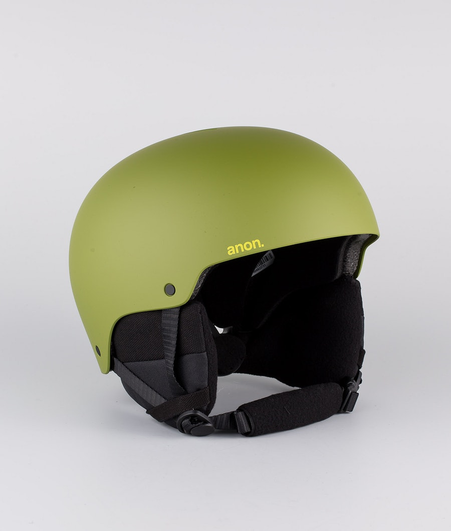 Anon Raider 3 Casco Snow Green
