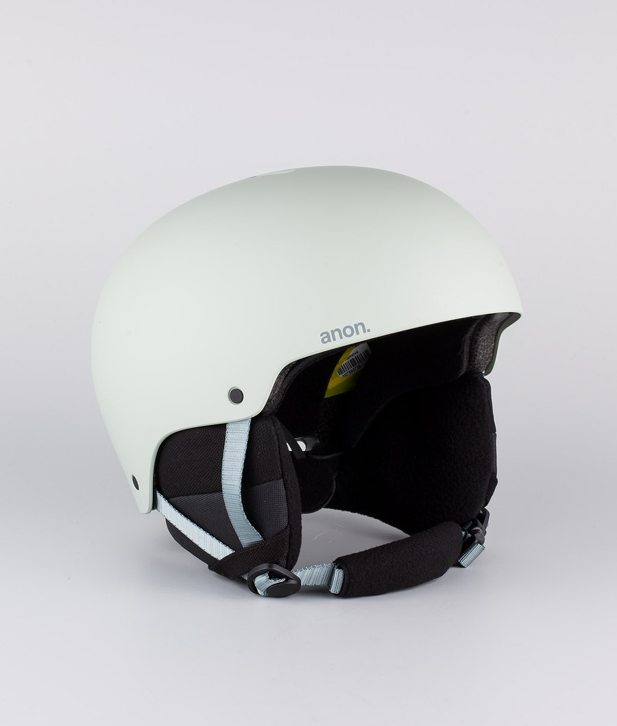 Anon Raider 3 Mips Casco Snow Sterling