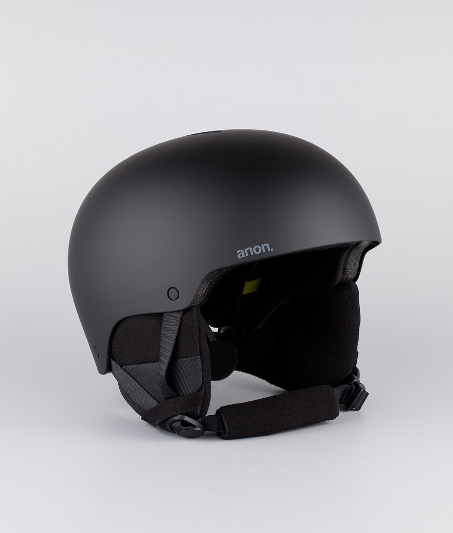 Anon Raider 3 Mips Casco Snow Black