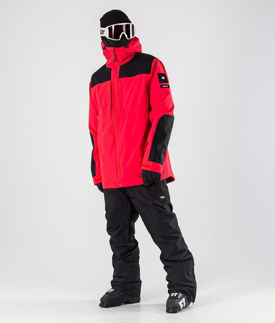 Armada Bergs Insulated Ski Jacket Solar