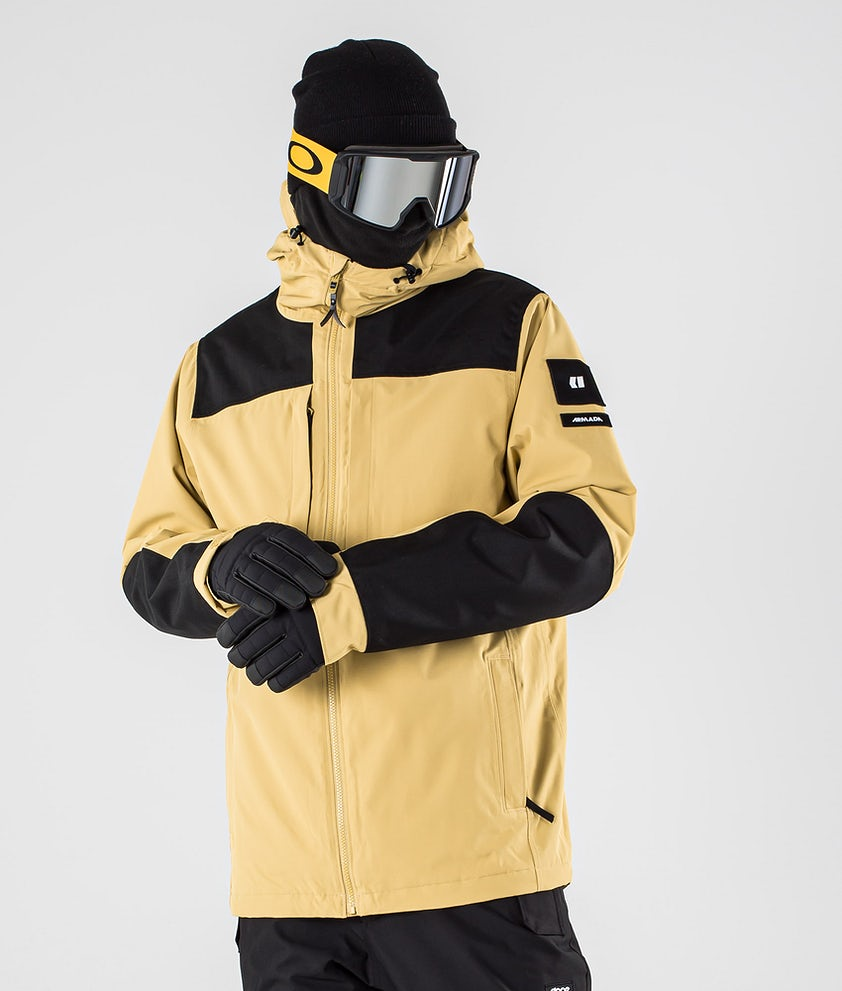 Armada Bergs Insulated Ski Jacket Desert