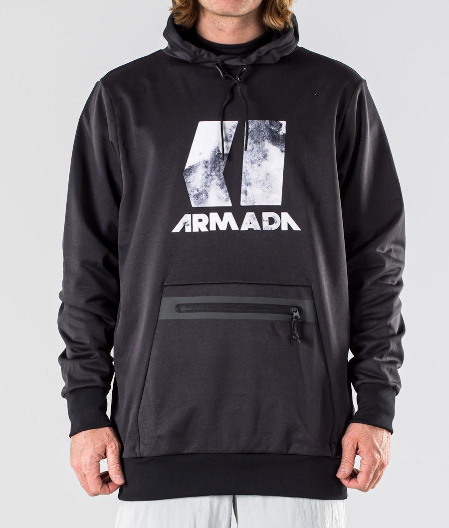 Armada Vortex Tech Hood Black