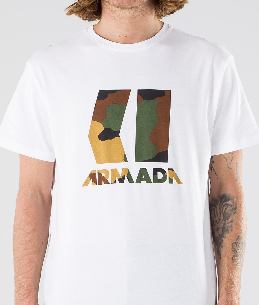 Armada Icon T-shirt White
