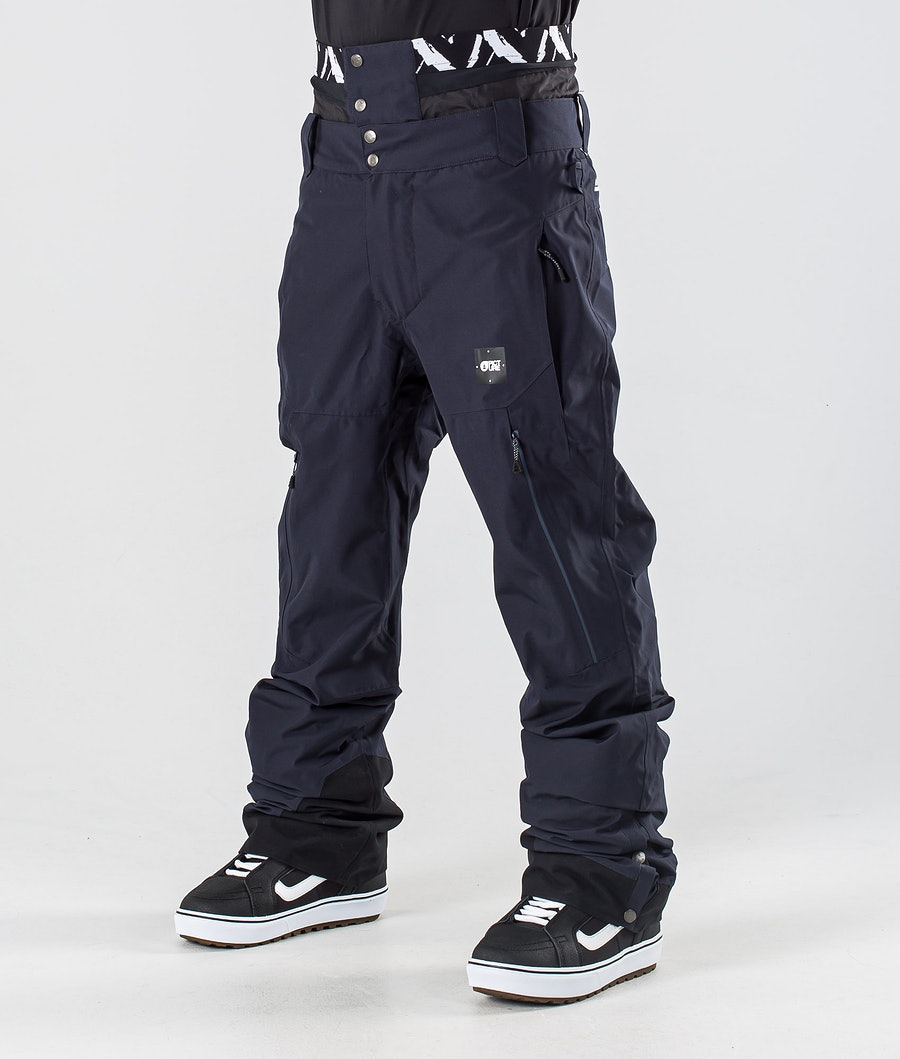 Picture Picture Object Snowboard Pants Dark Blue