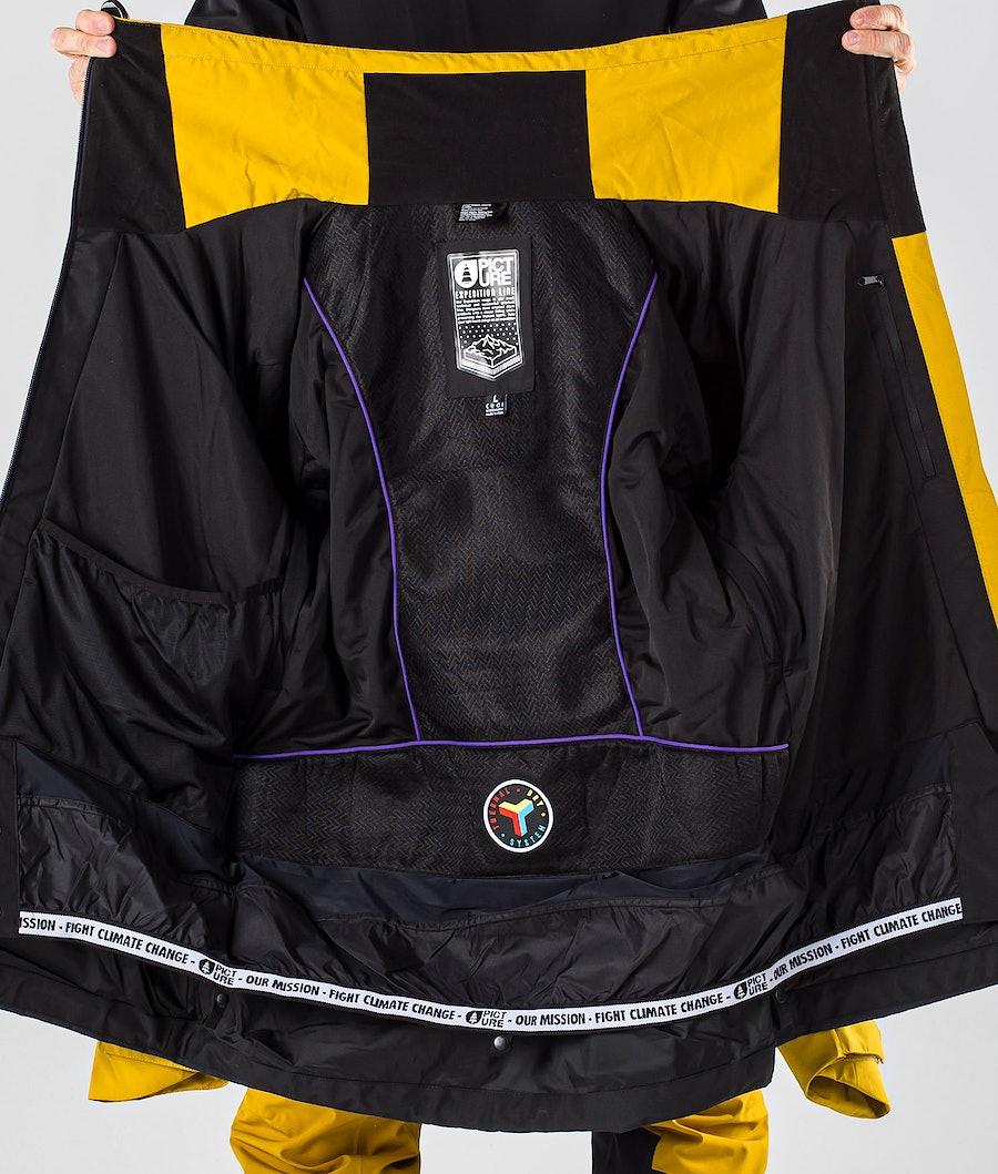 Picture Track Snowboard Jacket Safran