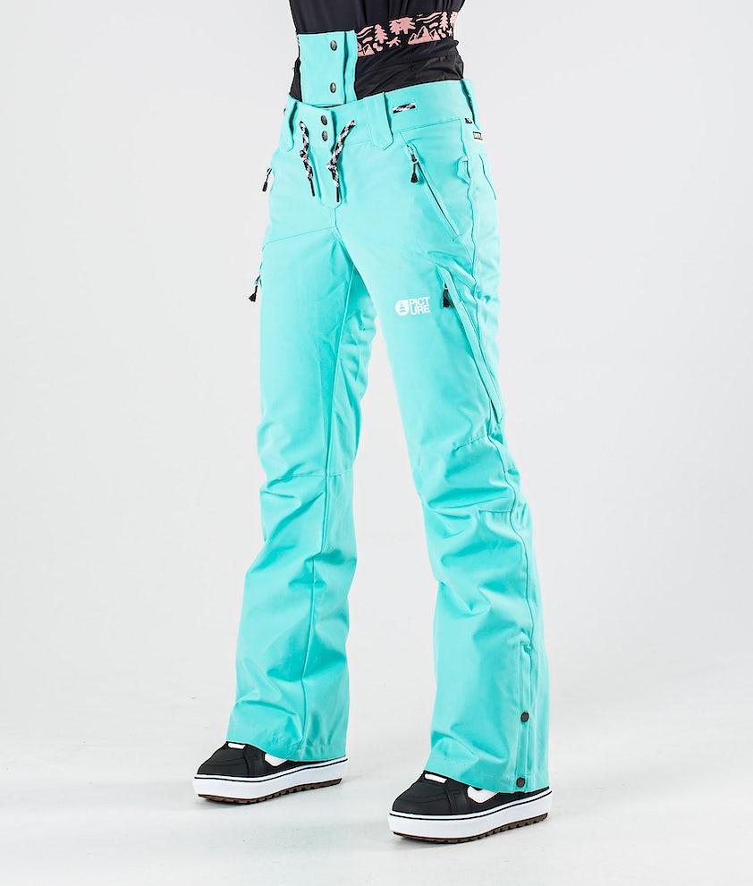 Picture Treva Snowboardbukse Turquoise
