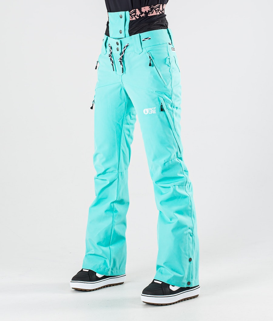 Picture Treva Snowboard Pants Turquoise