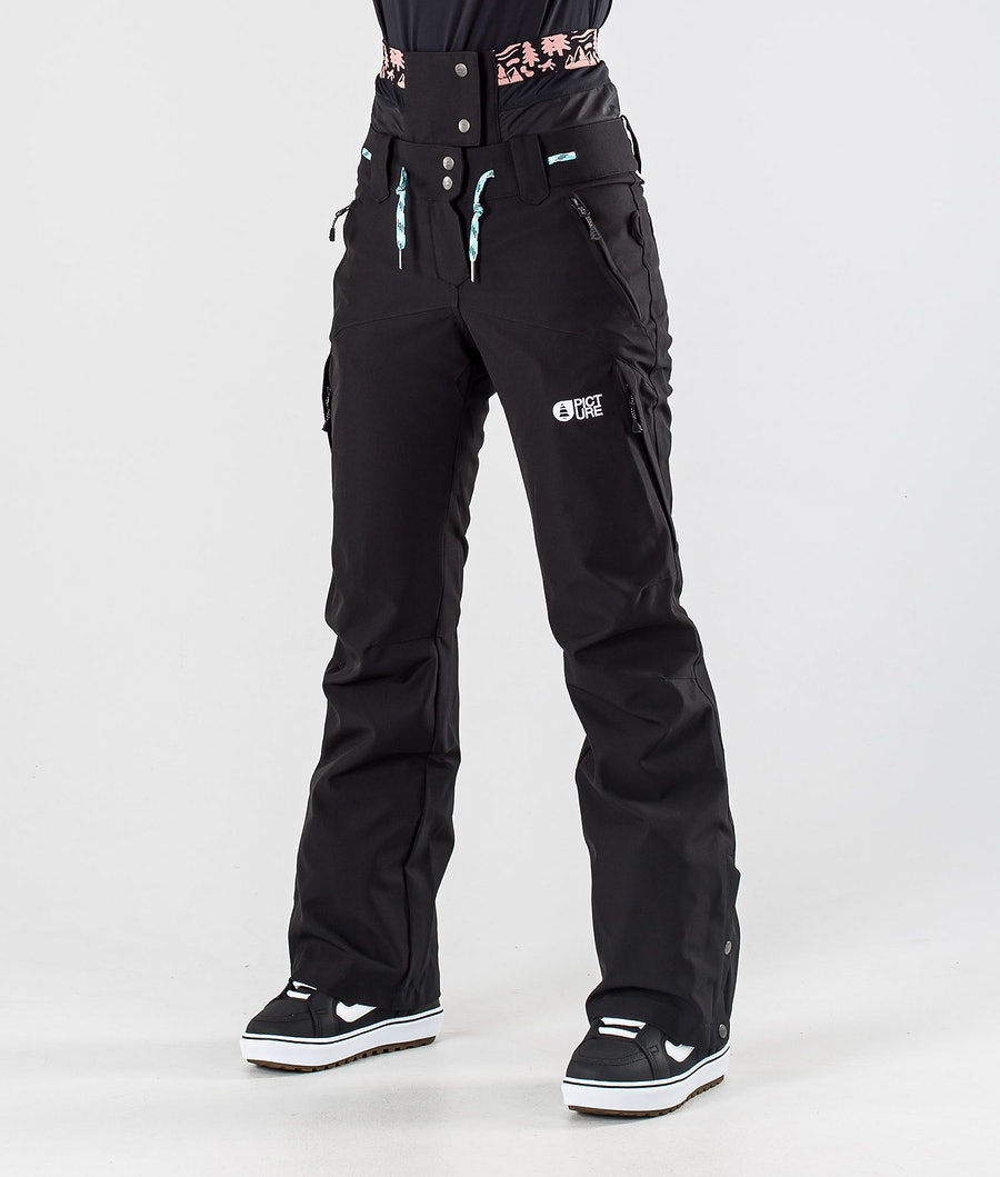 Picture Treva Snowboard Broek Black
