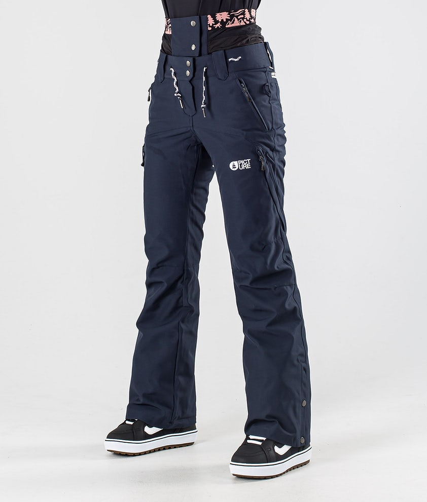 Picture Treva Snowboard Pants Dark Blue