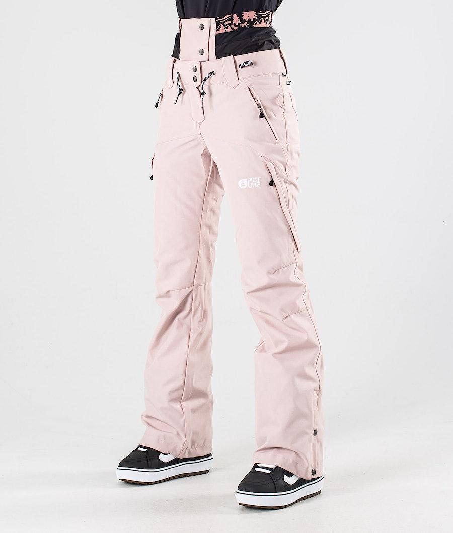 Picture Treva Snowboardbyxa Dam Pink