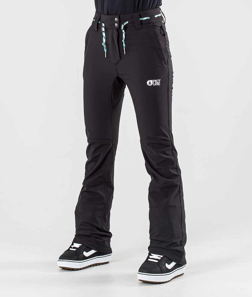 Picture Mary Slim Pantaloni da Snowboard Black