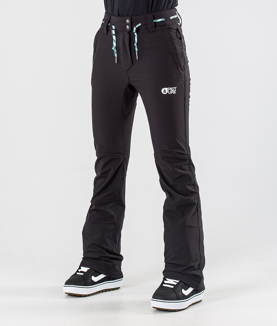 Picture Mary Slim Snowboard Broek Black