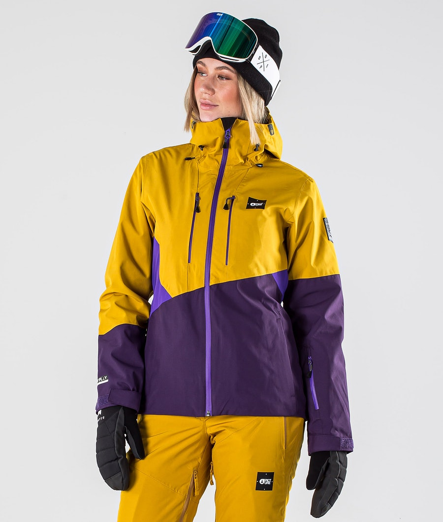 Picture Seen Snowboard Jacket Safran
