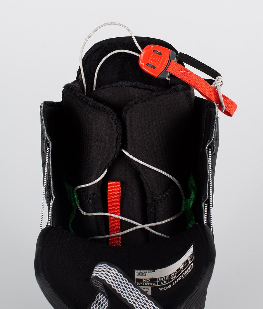 Burton W Limelight Boa Snowboard Boots Dame Black