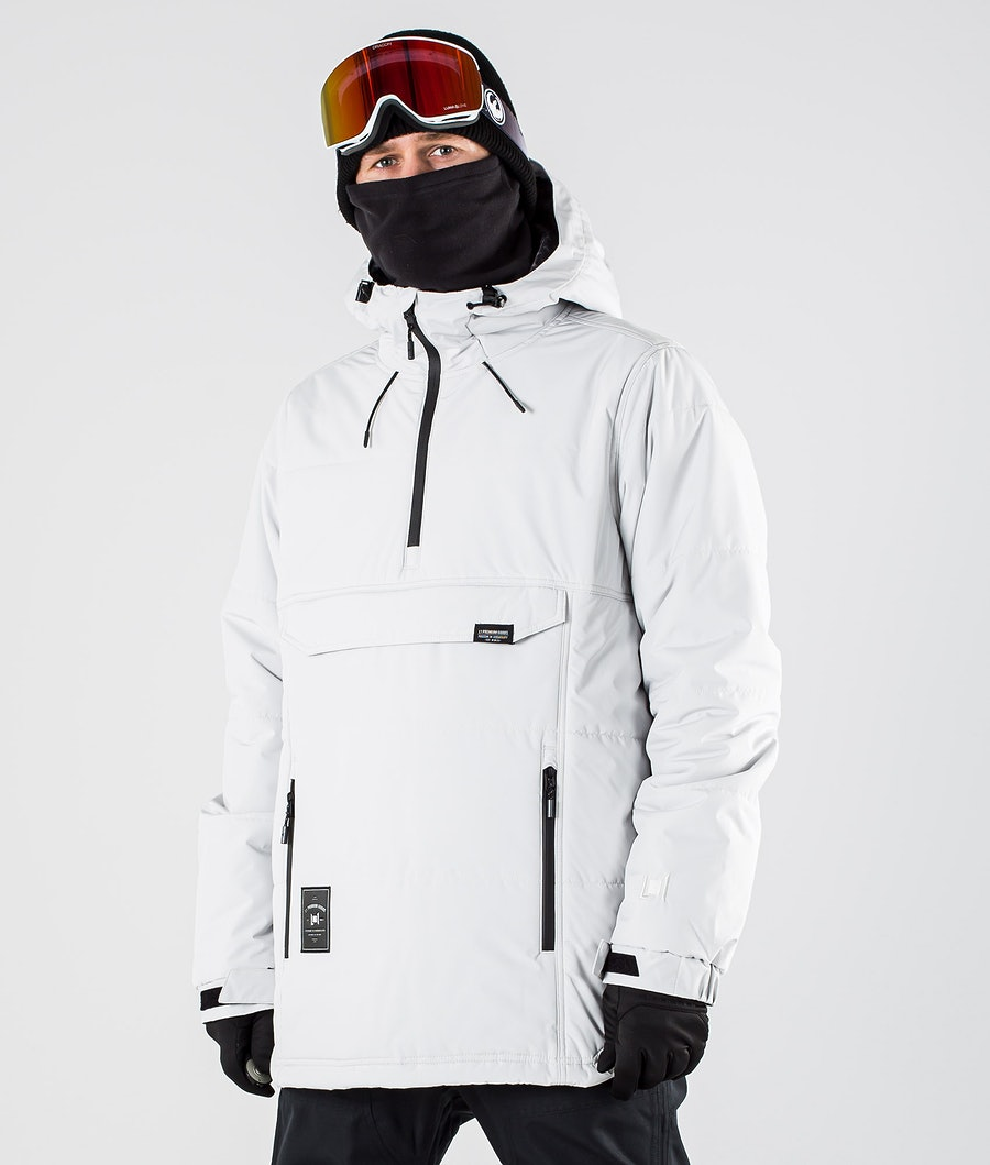 L1 Aftershock Snowboardjacka Ghost