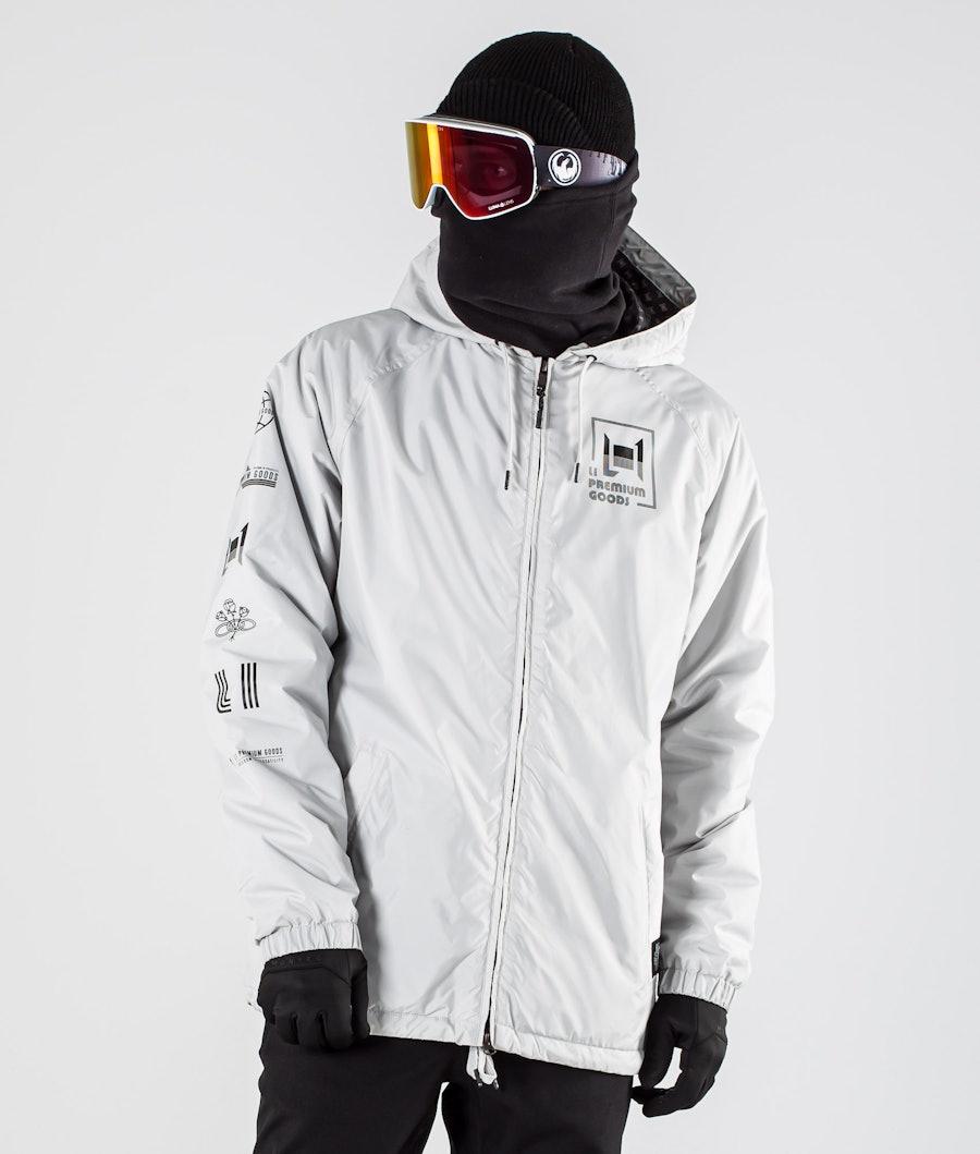 L1 Stooge Snowboard jas Ghost