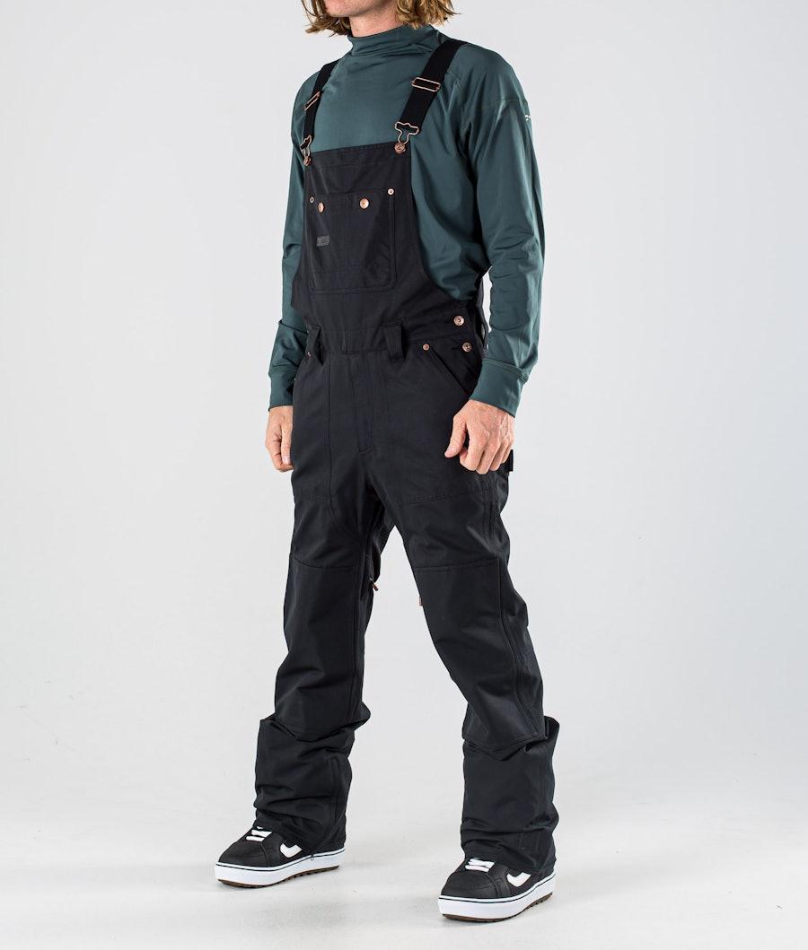 L1 Overall Pantalon de Snowboard Black