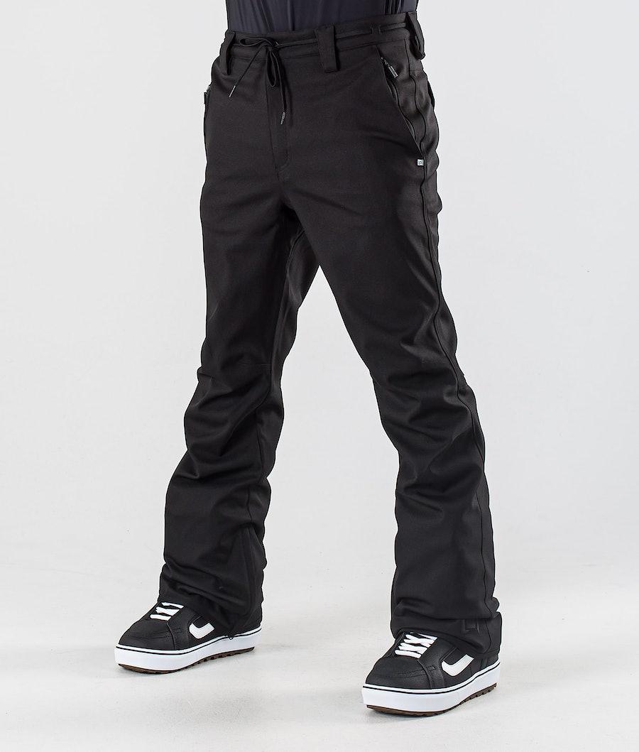 L1 Thunder Pantalon de Snowboard Black