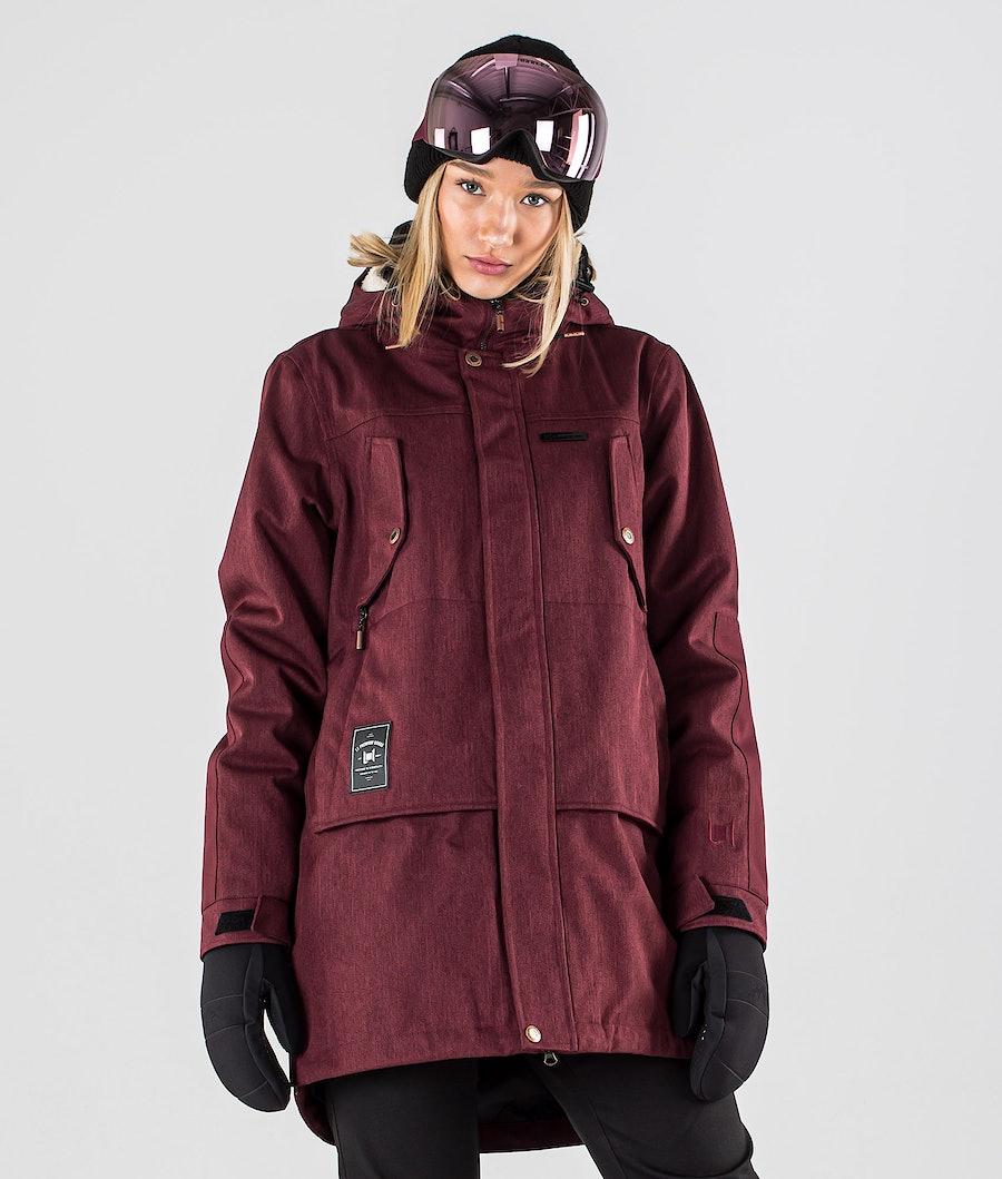 L1 Ashland Snowboard Jacket Wine