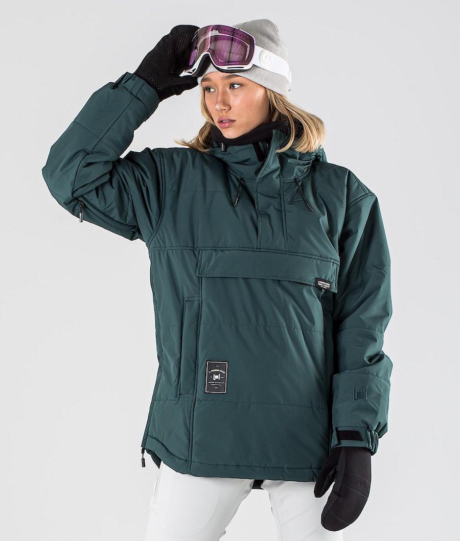 L1 Snowblind Snowboard Jacket Emerald